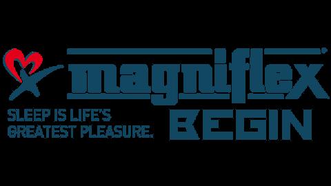 Логотип Magniflex Класс Begin
