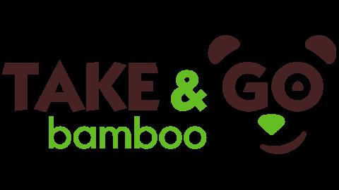 Логотип Take&Go bamboo